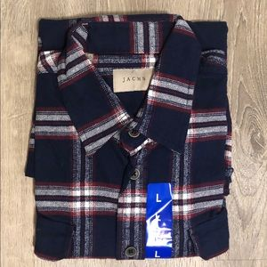 Jachs Men's flannel shirt